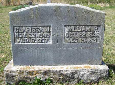 PRITCHARD, REV. WILLIAM R. - Benton County, Arkansas | REV. WILLIAM R. PRITCHARD - Arkansas Gravestone Photos