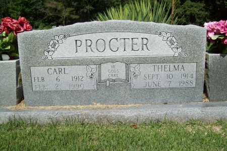 PROCTER, CARL - Benton County, Arkansas | CARL PROCTER - Arkansas Gravestone Photos