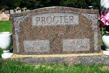 PROCTER, JOE - Benton County, Arkansas | JOE PROCTER - Arkansas Gravestone Photos