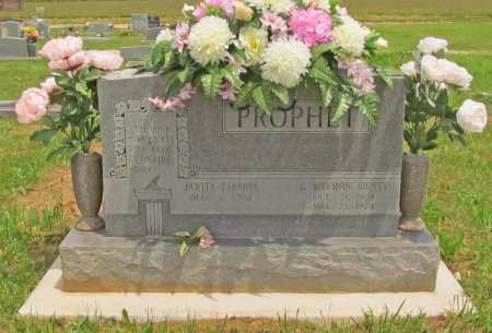 "PROPHET, GEORGE  WAYMON ""RUSTY"" - Benton County, Arkansas 