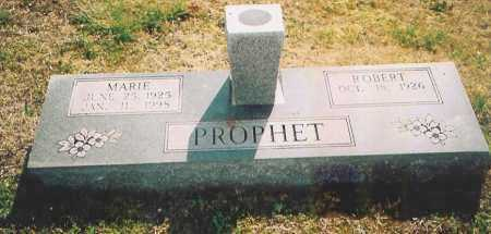 PROPHET, MARIE - Benton County, Arkansas | MARIE PROPHET - Arkansas Gravestone Photos