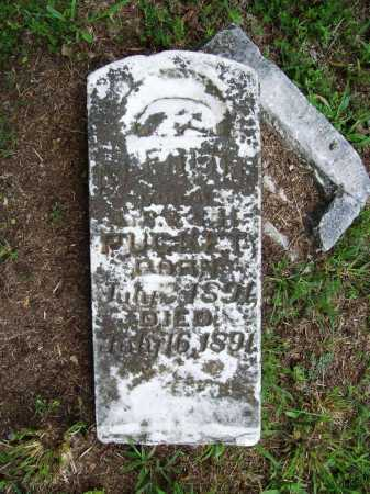 PUCKETT, ALFRED E. - Benton County, Arkansas | ALFRED E. PUCKETT - Arkansas Gravestone Photos