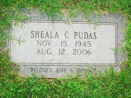 PUDAS, SHEALA C. - Benton County, Arkansas | SHEALA C. PUDAS - Arkansas Gravestone Photos