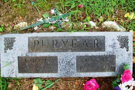PURYEAR, DAISY F. - Benton County, Arkansas | DAISY F. PURYEAR - Arkansas Gravestone Photos