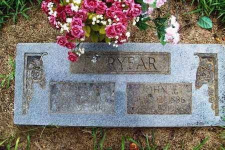 PURYEAR, ALICE M. - Benton County, Arkansas | ALICE M. PURYEAR - Arkansas Gravestone Photos