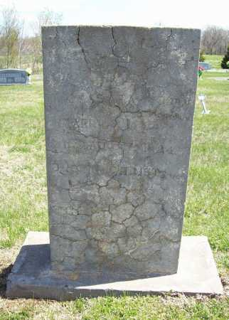 RAIN?, THOMAS A. - Benton County, Arkansas | THOMAS A. RAIN? - Arkansas Gravestone Photos