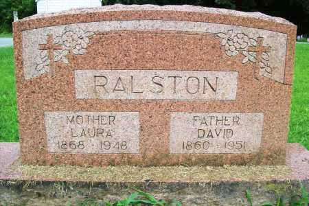 RALSTON, DAVID - Benton County, Arkansas | DAVID RALSTON - Arkansas Gravestone Photos