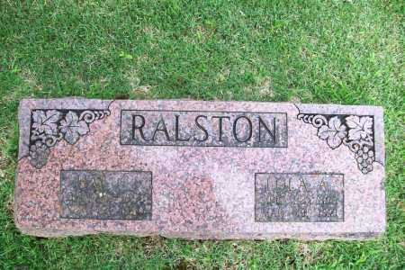 RALSTON, HAL C. - Benton County, Arkansas | HAL C. RALSTON - Arkansas Gravestone Photos