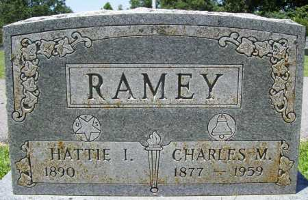 RAMEY, HATTIE I. - Benton County, Arkansas | HATTIE I. RAMEY - Arkansas Gravestone Photos
