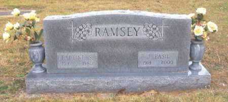 RAMSEY, EARLINE - Benton County, Arkansas | EARLINE RAMSEY - Arkansas Gravestone Photos