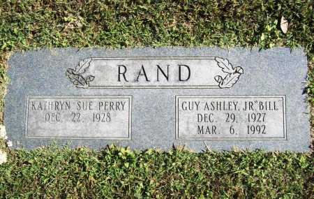 "RAND, GUY ASHLEY JR. ""BILL"" - Benton County, Arkansas 