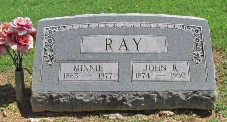 STITES RAY, MINNIE C. - Benton County, Arkansas | MINNIE C. STITES RAY - Arkansas Gravestone Photos