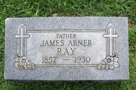 RAY, JAMES ABNER - Benton County, Arkansas | JAMES ABNER RAY - Arkansas Gravestone Photos