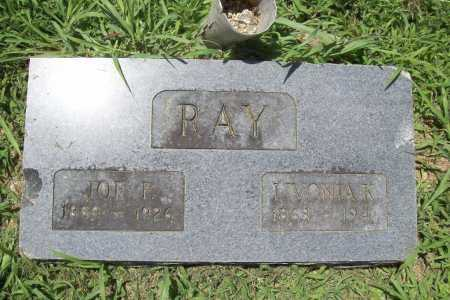 RAY, JOE P. - Benton County, Arkansas | JOE P. RAY - Arkansas Gravestone Photos