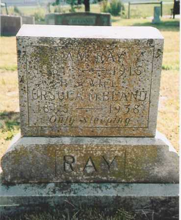 RAY, SAMUEL - Benton County, Arkansas | SAMUEL RAY - Arkansas Gravestone Photos
