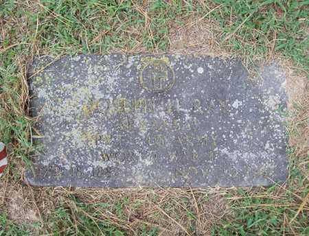 RAY (VETERAN WWI), JOSEPH H - Benton County, Arkansas | JOSEPH H RAY (VETERAN WWI) - Arkansas Gravestone Photos