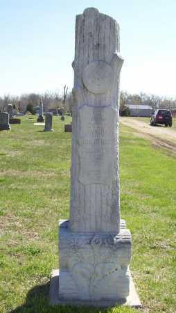 RAYMOND, DR. EDWIN H. - Benton County, Arkansas | DR. EDWIN H. RAYMOND - Arkansas Gravestone Photos