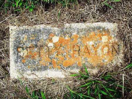 RAYON, BETTY - Benton County, Arkansas | BETTY RAYON - Arkansas Gravestone Photos