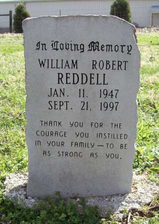 REDDELL, WILLIAM ROBERT - Benton County, Arkansas | WILLIAM ROBERT REDDELL - Arkansas Gravestone Photos