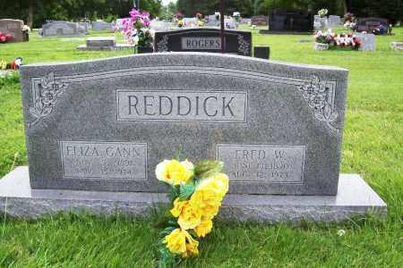 REDDICK, FRED W. - Benton County, Arkansas | FRED W. REDDICK - Arkansas Gravestone Photos