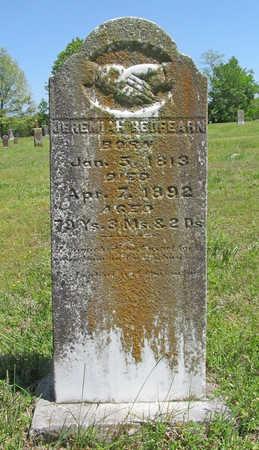REDFEARN, JEREMIAH - Benton County, Arkansas | JEREMIAH REDFEARN - Arkansas Gravestone Photos