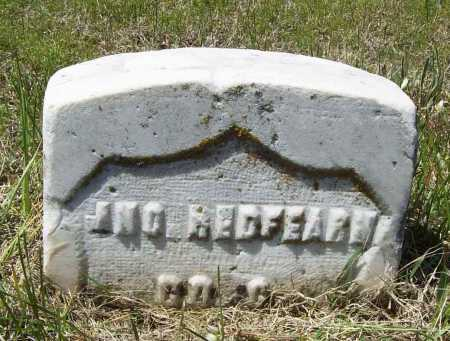 REDFEARN (VETERAN UNION), JOHN  (2) - Benton County, Arkansas | JOHN  (2) REDFEARN (VETERAN UNION) - Arkansas Gravestone Photos