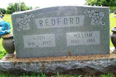 REDFORD, RUTH - Benton County, Arkansas | RUTH REDFORD - Arkansas Gravestone Photos