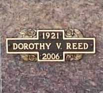 POWELL REED, DOROTHY VIVIAN - Benton County, Arkansas | DOROTHY VIVIAN POWELL REED - Arkansas Gravestone Photos