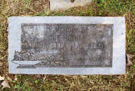 REED, EDNA ETTA MAE - Benton County, Arkansas | EDNA ETTA MAE REED - Arkansas Gravestone Photos