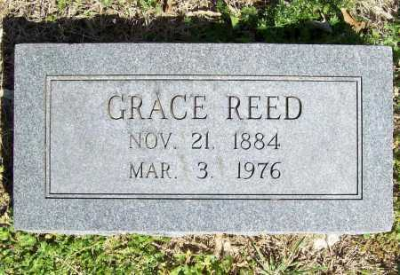 REED, GRACE - Benton County, Arkansas | GRACE REED - Arkansas Gravestone Photos