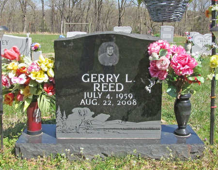 REED, GERRY LEON - Benton County, Arkansas | GERRY LEON REED - Arkansas Gravestone Photos