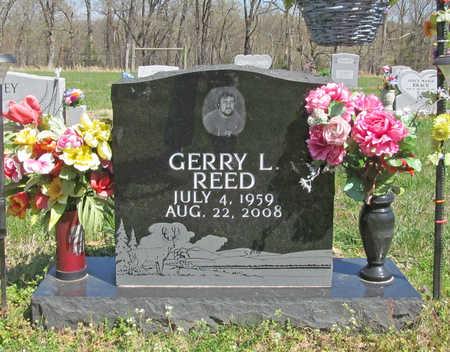 REED, GERRY LEON - Benton County, Arkansas | GERRY LEON REED - Arkansas Gravestone Photos