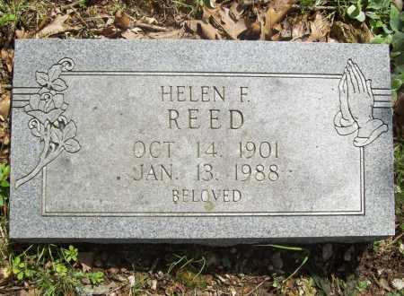 REED, HELEN F. - Benton County, Arkansas | HELEN F. REED - Arkansas Gravestone Photos