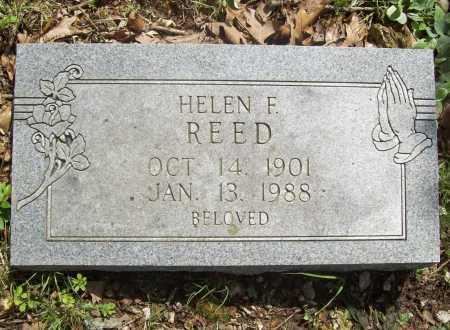 REED, HELEN F. - Benton County, Arkansas | HELEN F. REED - Arkansas Gravestone Photos