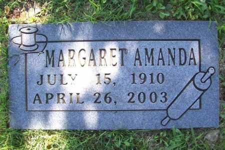 REED, MARGARET AMANDA - Benton County, Arkansas | MARGARET AMANDA REED - Arkansas Gravestone Photos