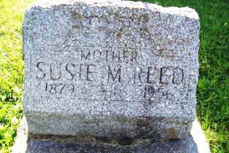 REED, SUSIE M. - Benton County, Arkansas | SUSIE M. REED - Arkansas Gravestone Photos