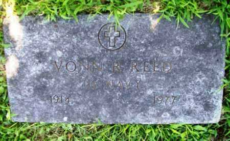 REED (VETERAN WWII)), VONN R. - Benton County, Arkansas | VONN R. REED (VETERAN WWII)) - Arkansas Gravestone Photos