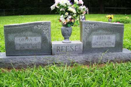 REESE, ORPHA E. - Benton County, Arkansas | ORPHA E. REESE - Arkansas Gravestone Photos