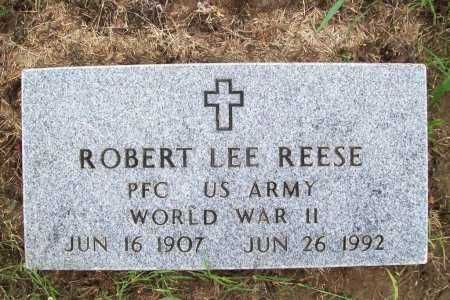 REESE (VETERAN WWII), ROBERT LEE - Benton County, Arkansas | ROBERT LEE REESE (VETERAN WWII) - Arkansas Gravestone Photos