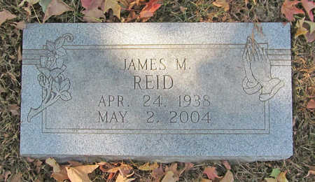 REID, JAMES M - Benton County, Arkansas | JAMES M REID - Arkansas Gravestone Photos