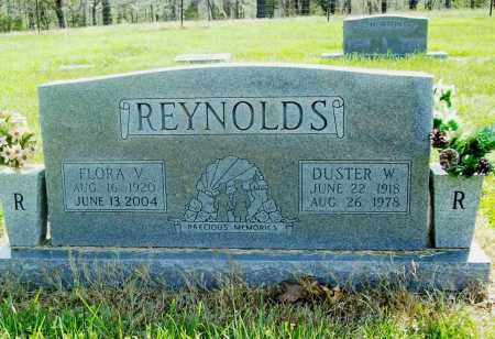 REYNOLDS, FLORA V. - Benton County, Arkansas | FLORA V. REYNOLDS - Arkansas Gravestone Photos