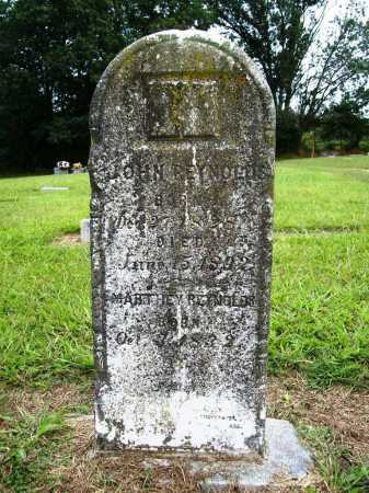 REYNOLDS, JOHN - Benton County, Arkansas | JOHN REYNOLDS - Arkansas Gravestone Photos