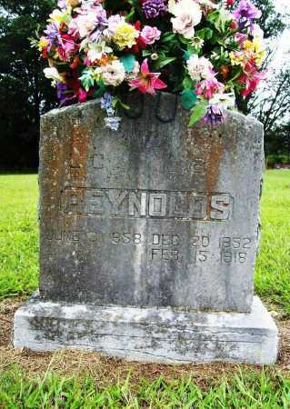 REYNOLDS, J. B. - Benton County, Arkansas | J. B. REYNOLDS - Arkansas Gravestone Photos