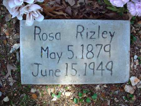 RIZLEY, ROSIE JANE - Benton County, Arkansas | ROSIE JANE RIZLEY - Arkansas Gravestone Photos