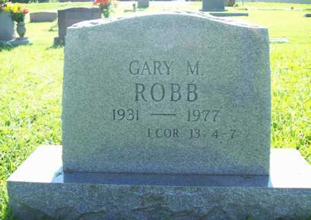 ROBB, GARY M. - Benton County, Arkansas | GARY M. ROBB - Arkansas Gravestone Photos