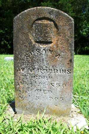 ROBBINS, SUSAN A. - Benton County, Arkansas | SUSAN A. ROBBINS - Arkansas Gravestone Photos