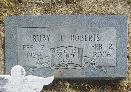 ROBERTS, RUBY JUNE - Benton County, Arkansas | RUBY JUNE ROBERTS - Arkansas Gravestone Photos