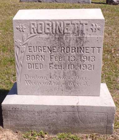 ROBINETT, EUGENE - Benton County, Arkansas | EUGENE ROBINETT - Arkansas Gravestone Photos