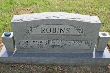ROBINS, CLARA MARIE - Benton County, Arkansas | CLARA MARIE ROBINS - Arkansas Gravestone Photos