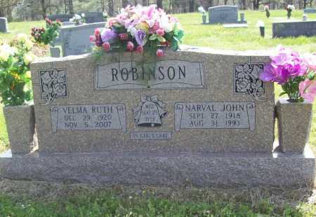 ROBINSON, VELMA RUTH - Benton County, Arkansas | VELMA RUTH ROBINSON - Arkansas Gravestone Photos